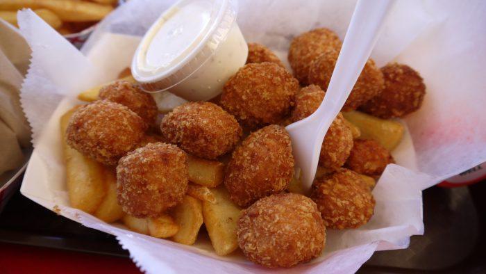 October 2nd National Fried Scallops Day Eventreks Llc